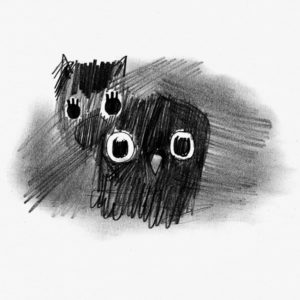Puluboi ja Poni pimeässä