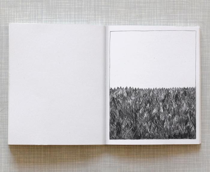 Artist book Home Taiteilijakirja Koti: View from Gothenburg